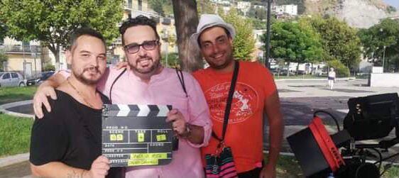 """"""" T'ho aspetta da una vita"""", il film di James La Motta: riprese concluse a Pozzuoli"""